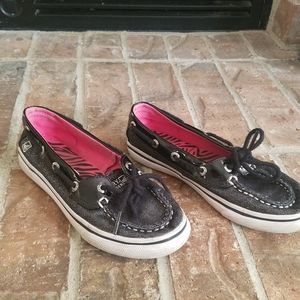 Sperry girls size 13.5